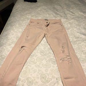 Bundle of Zara jeans